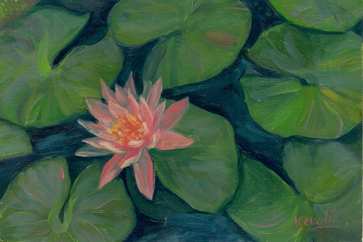 Floating for Easy but beautiful paintings